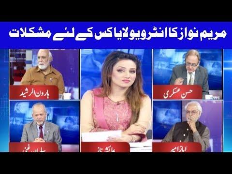 Think Tank With Syeda Ayesha Naaz - 28 October 2017 - Dunya News