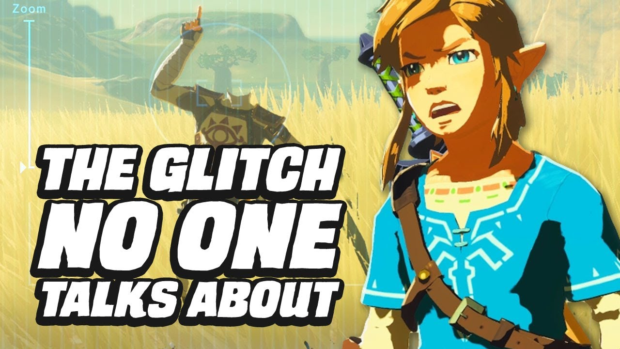 Download BOTW's Absurd Glitch That No One Talks About