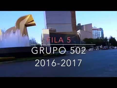 Servicio social clam fila 5 grupo 502