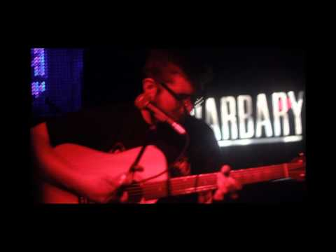 "Into It. Over It. - ""An Evening with Ramsey Beyer (Story and Song)"" live at The Barbary 04/29/12"