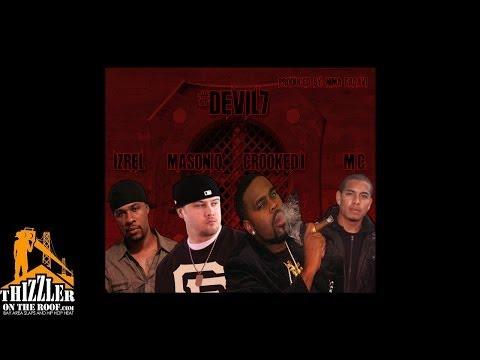 Masoniq ft. Crooked I, Izrel & M.C. - Devil7 (prod. Nima Fadavi) [Thizzler.com]