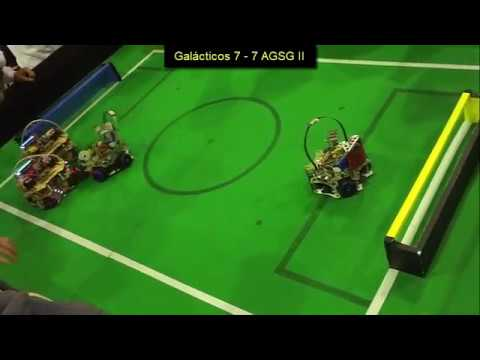 FNR 2018 Portugal RoboCup Junior Soccer Lightweight - Galacticos PRIMER LUGAR