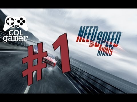 Need for Speed: Rivals   Parte 1   Prologo   Español   [Gameplay] [Xbox 360] [1080P]