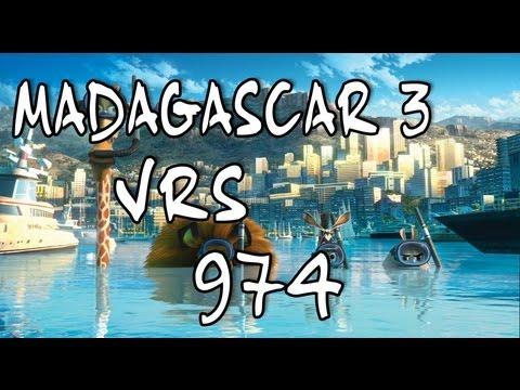Madagascar 3 vrs 974 by mat's design prod