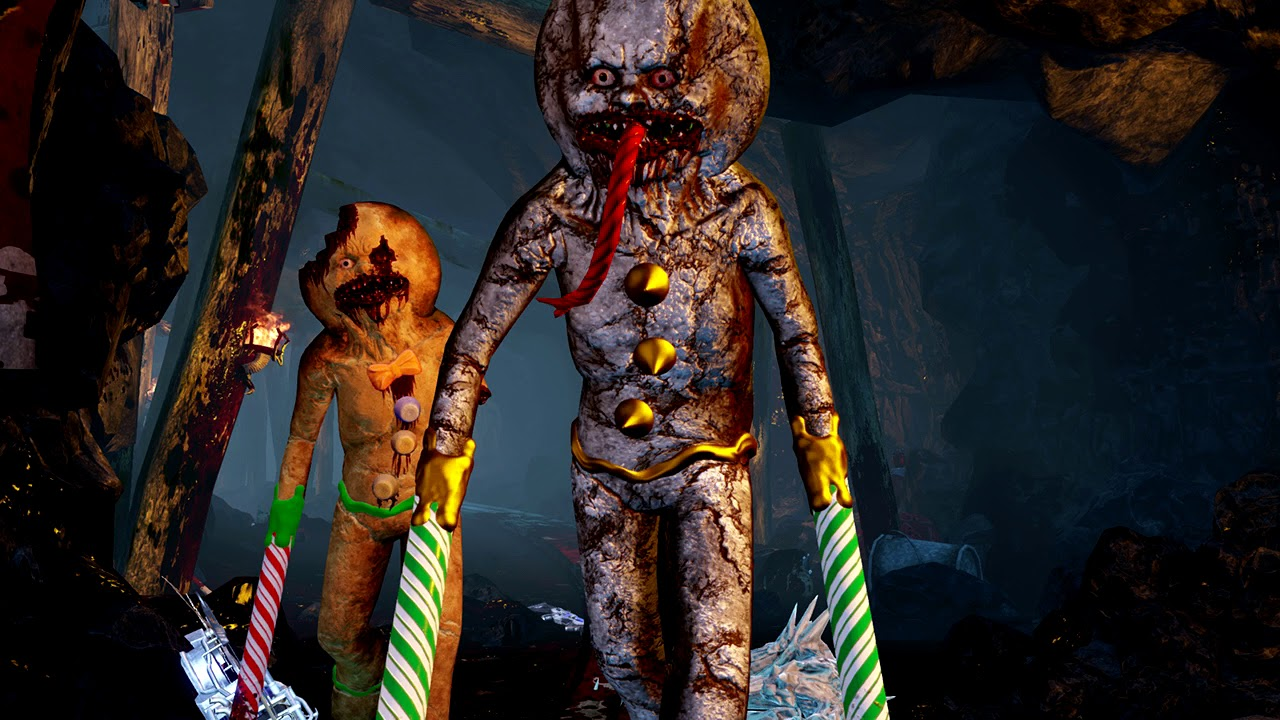 Image result for killing floor 2 gingerbread man