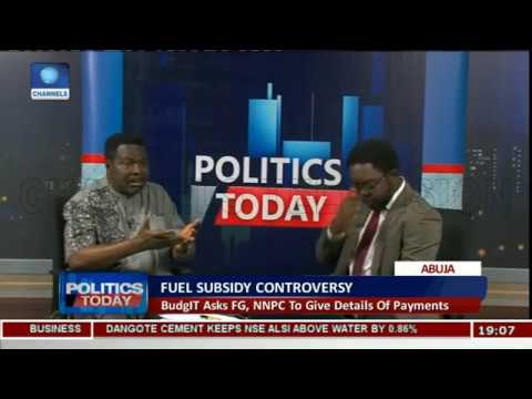 Ozekhome Calls Out FG On Alleged N1.6trn For Fuel Subsidy Payment |Politics Today|