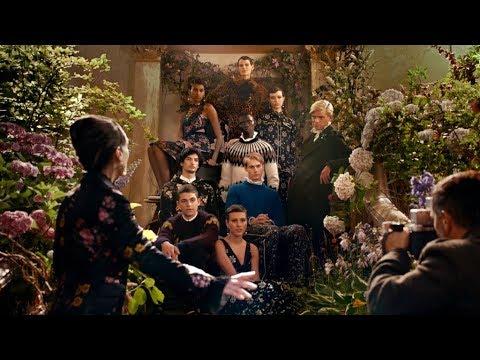 ERDEM x H&M: The Secret Life of Flowers by Baz Luhrmann