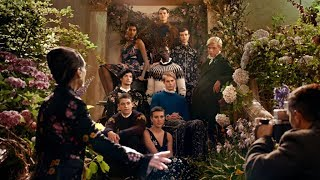 ERDEM x H&M: The Secret Life of Flowers by Baz Luhrmann