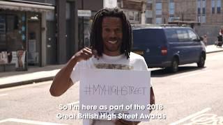 The Great British High Street Awards 2018