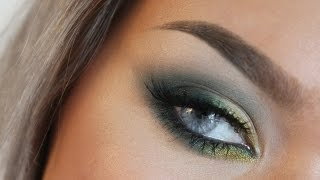 Navy & Green Eyes Thumbnail