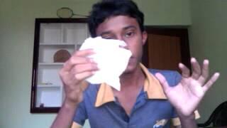 Afu Malayalam magic tutorial(1.paper torso)