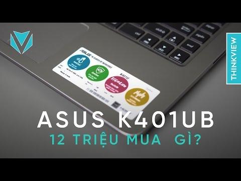 Asus K401UB: Build tốt, ngon trong tầm giá trên 10 triệu | ThinkView