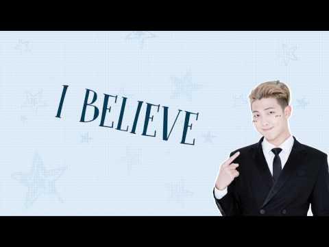 BTS Rap Monster – I Believe (ft. BTS) [Han|Rom|Eng lyrics]
