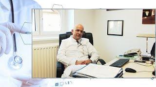 Немецкий хирург- онколог Асад Кутуп. Жизнь во имя спасения.