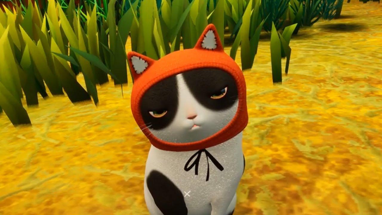 HELLO NEIGHBOR 2 NEW UPDATE - IMBIR THE CAT ADVENTURE