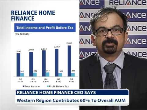 Mr. Ravindra Sudhalkar - Q2FY17 Results of Reliance Home Finance