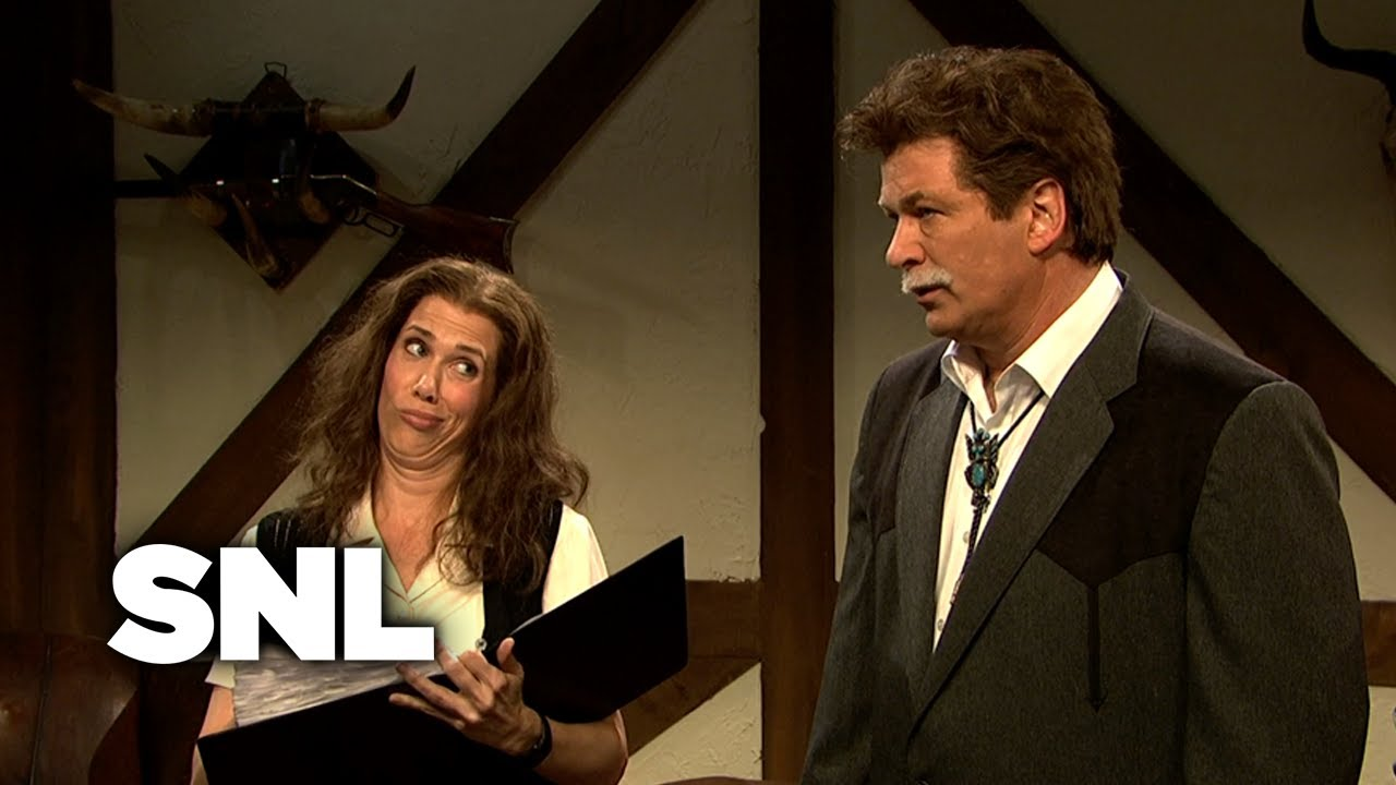 Saturday Night Live Brought Kristen Wiig, Alec Baldwin, and a ...