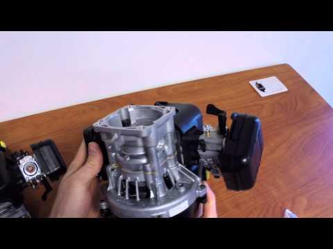 Choosing the right Zenoah G320 Engine Davesmotors com