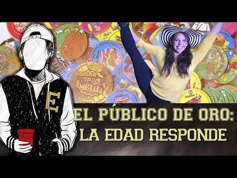 EL PÚBLICO DE ORO: LA EDAD RESPONDE - LA EDAD