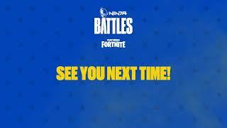 Ninja Battles Fortnite trio 80K tourney!