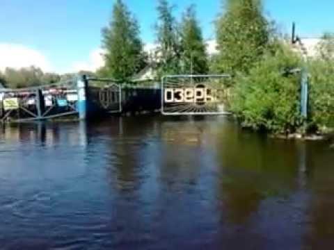 7 июня  Нижневартовск Дачи на РЭБ флота