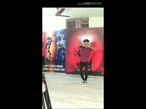 Dholna_Kab Tak Chup Baithe #Dholna | Unplugged Sharukh Khan | Dance Cover By #sameer_rajput