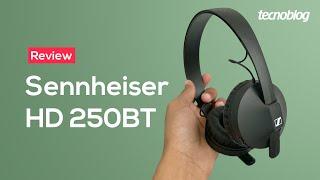 Fone Bluetooth Sennheiser HD 250BT - Review Tecnoblog