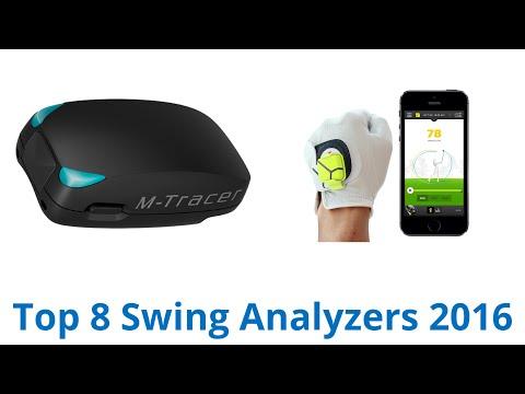8 Best Swing Analyzers 2016