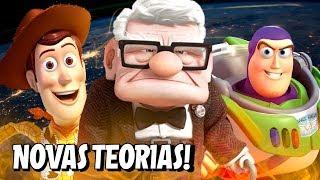 Teoria da Pixar: AS CONEXÕES DE TOY STORY 4!
