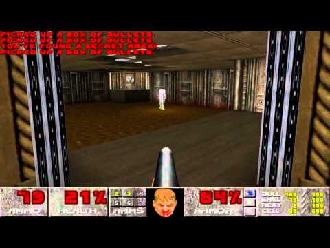 *Doomsday Engine* - Doom II - The Factory