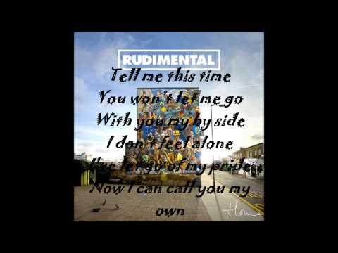 Rudimental - Powerless  feat. Becky Hill Lyrics