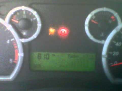 Falla Electrica Tablero Ford Ranger Gasolera 2008 Youtube