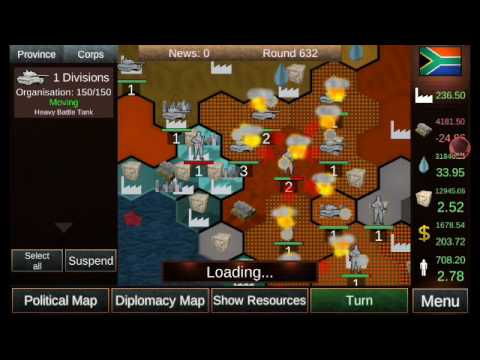 Nations in Combat Modern Africa (South Africa E4)