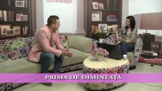 Dr. Alin Udeanu: despre implantul dentar, Televiziunea Locala Prima TV Slatina.