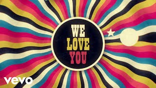 The Rolling Stones - We Love You (Official Lyric Video)