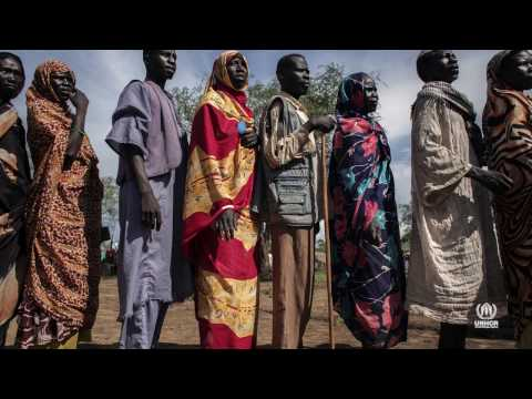 Innovation Conversations: UNHCR's Jesus Sanchez on the South Sudan emergency