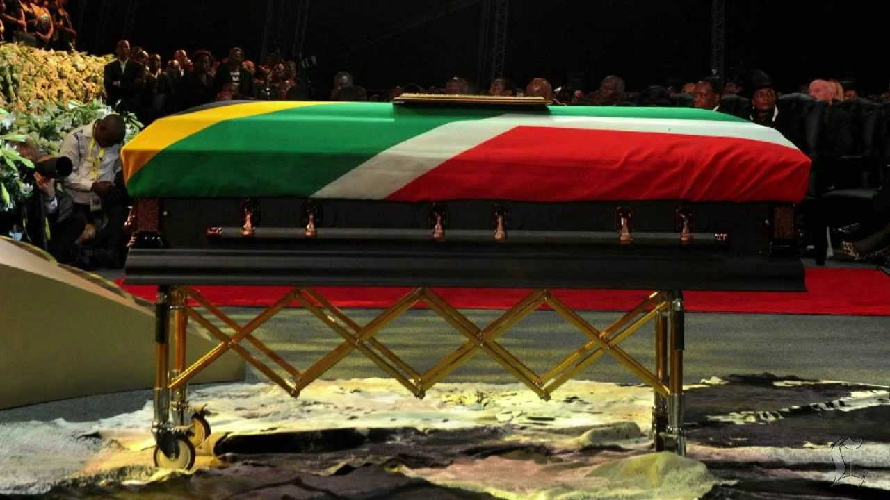 Nelson Mandela funeral ends 10 days of mourning