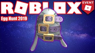 How to get Eggdini - Escape Room - Roblox Egg Hunt 2019 GUIDE