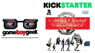 Umbrella Academy Preview With The Game Boy Geek
