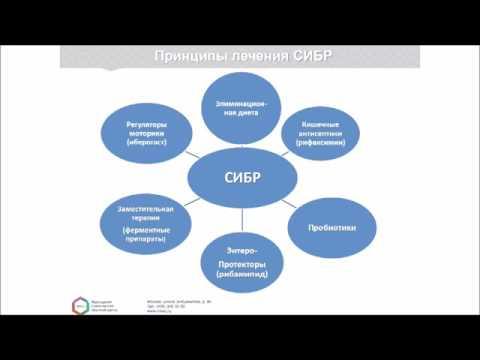 Синдром избыточного бактериального роста (СИБР): причины, методы диагностики и лечения.