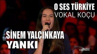 O Ses Türkiye Vokal Koçu / Sinem Yalçınkaya - Yankı CANLI Resimi