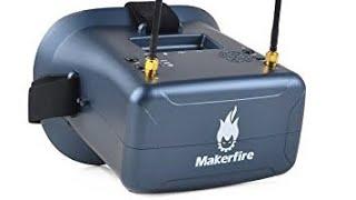 Makerfire fpv goggles