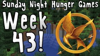 Minecraft: Sunday Night Hunger Games Week 43