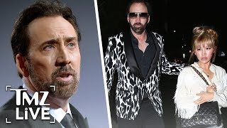 Nicolas Cage's 4-Day Wife Agrees on Divorce, But Wants Spousal Support | TMZ Live