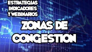 Webinarios y Estrategias de FOREX - Zonas de Congestión