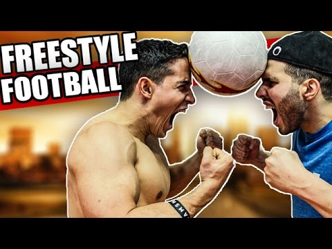 Thumbnail: TIBO INSHAPE VS FREESTYLE FOOTBALL !! (ft Wass)