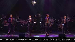 The JukeBoxBoys In concert Showreel
