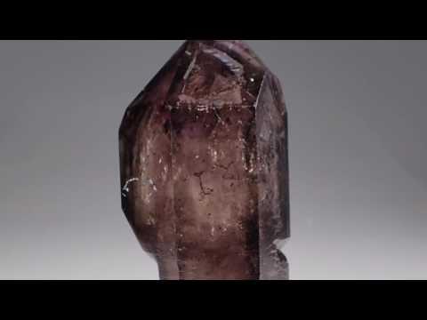 #44 Zambezi Valley Amethyst Quartz Crystal, Zimbabwe