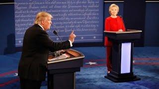 Poll: Clinton wins first debate