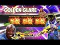 - FREE FIRE EXE 135  SG Golden Glare Bug ?  ff lucu, ff exe